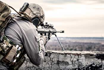 Soldier in the battlefield |Colorado Springs attorney