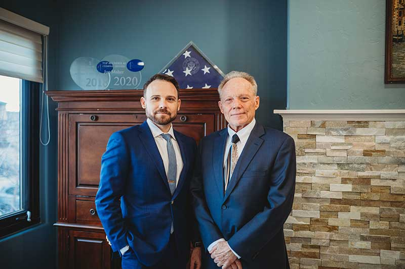 Military Veterans Colorado Springs Lawyer Maher and Maher Law