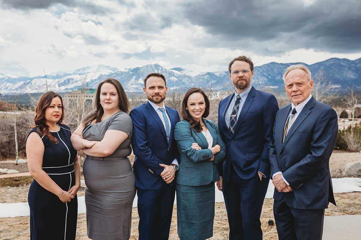 Personal Injury Colorado Springs Lawyer Maher and Maher Law Attorney